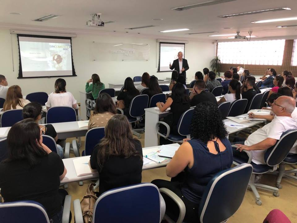 Quantum Grupo promove novo treinamento na SINCOMÉRCIO ABC