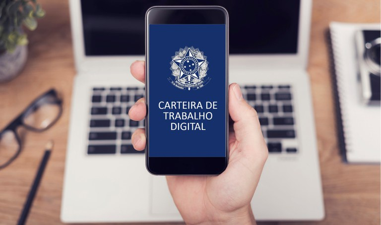 Como declarar a CTPS digital no CAGED?